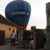 Let balonom - 23.7.2010